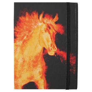 """Capa Para iPad Pro 12.9"""" coleção do cavalo. fogo"""