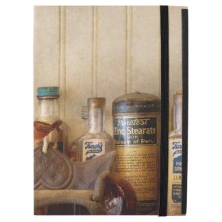 "Capa Para iPad Pro 12.9"" Cozinha - ingredientes - garrafas da cozinha"