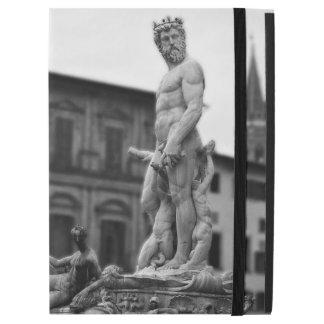 "Capa Para iPad Pro 12.9"" Estátua de Netuno, Florença, pro caso de Ipad"