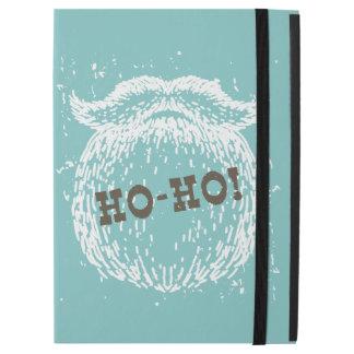 """Capa Para iPad Pro 12.9"""" Ho-Ho papai noel Noel do feriado do Natal"""