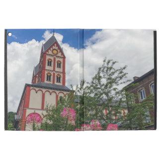"Capa Para iPad Pro 12.9"" Igreja de St Bartholomew, Liege, Bélgica"
