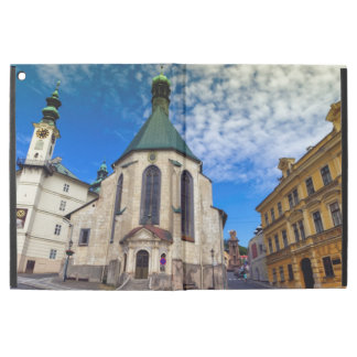"Capa Para iPad Pro 12.9"" Igreja de St. Catherine, Banska Stiavnica,"