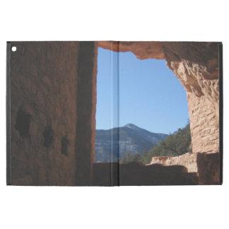 "Capa Para iPad Pro 12.9"" Janela de Manitou"