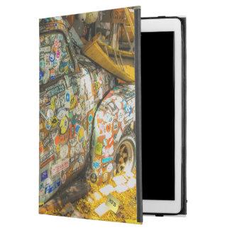 "Capa Para iPad Pro 12.9"" Key West é arte, camionete velho"