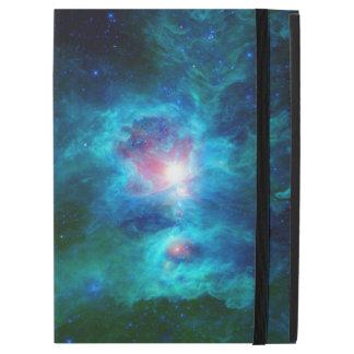 """Capa Para iPad Pro 12.9"""" Lareira cósmica Azul"""