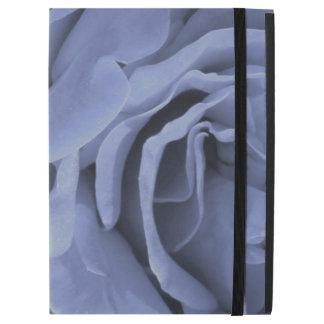 "Capa Para iPad Pro 12.9"" Luz delicada - os rosas das cinzas azuis florescem"