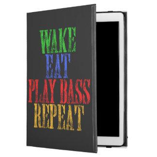"""Capa Para iPad Pro 12.9"""" O acordar come a repetição BAIXA do JOGO"""