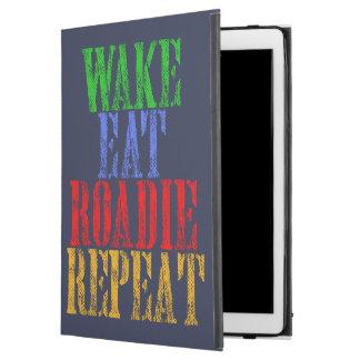 """Capa Para iPad Pro 12.9"""" O acordar come a repetição de ROADIE"""