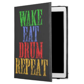 """Capa Para iPad Pro 12.9"""" O acordar come a repetição do CILINDRO"""