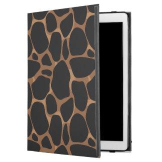 """Capa Para iPad Pro 12.9"""" O cobre moderno tonifica o teste padrão do"""