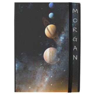 """Capa Para iPad Pro 12.9"""" O sistema solar"""