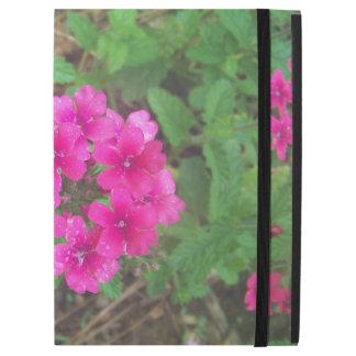 """Capa Para iPad Pro 12.9"""" O verbena cor-de-rosa bonito floresce a foto"""