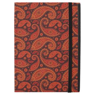 """Capa Para iPad Pro 12.9"""" Padrões bonitos de paisley do redemoinho do bown"""