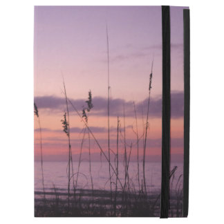 "Capa Para iPad Pro 12.9"" Por do sol litoral em South Carolina"