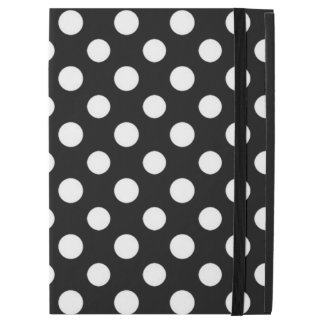"""Capa Para iPad Pro 12.9"""" Pro caso do iPad preto e branco do teste padrão de"""