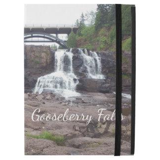 """Capa Para iPad Pro 12.9"""" Quedas do Gooseberry"""