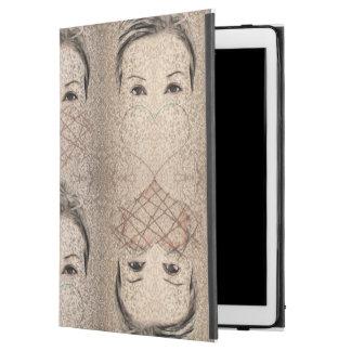 """Capa Para iPad Pro 12.9"""" Queens do coração"""