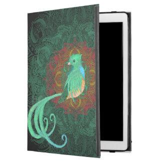 """Capa Para iPad Pro 12.9"""" Quetzal encaracolado"""