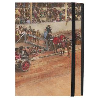 """Capa Para iPad Pro 12.9"""" Raça de carro - competindo para obter o gás 1908"""