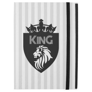 """Capa Para iPad Pro 12.9"""" Rei cristão dos reis Leão"""
