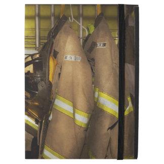 """Capa Para iPad Pro 12.9"""" Sapador-bombeiro - engrenagem do depósito"""