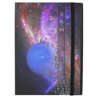 """Capa Para iPad Pro 12.9"""" Seu nome na Via Láctea"""