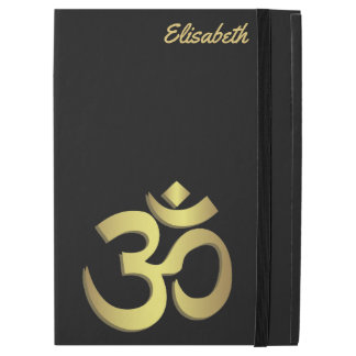 "Capa Para iPad Pro 12.9"" Símbolo da ioga do OM (Aum) Namaste"