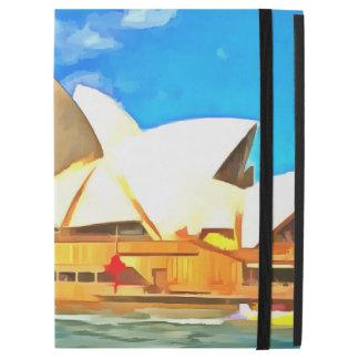 "Capa Para iPad Pro 12.9"" Teatro da ópera bonito de Sydney"
