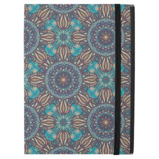 """Capa Para iPad Pro 12.9"""" Teste padrão floral étnico abstrato colorido da"""