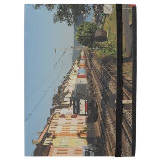 """Capa Para iPad Pro 12.9"""" Trem de carga em Lorchhausen à reno"""