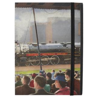 """Capa Para iPad Pro 12.9"""" Trem - representação histórica 1939 da estrada de"""