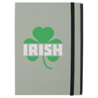 "Capa Para iPad Pro 12.9"" Trevo irlandês Z2n9r do cloverleaf"