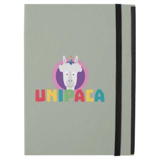 "Capa Para iPad Pro 12.9"" Unicórnio Unipaca Z4srx da alpaca"