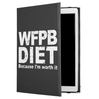 """Capa Para iPad Pro 12.9"""" WFPB que eu valer a pena (branco)"""