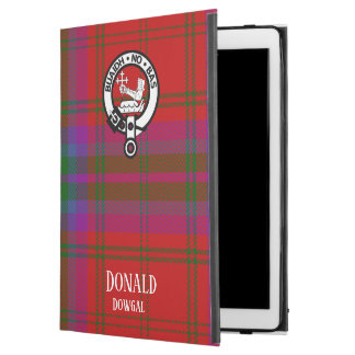 "Capa Para iPad Pro 12.9"" Xadrez orgulhosa de MacDougall"