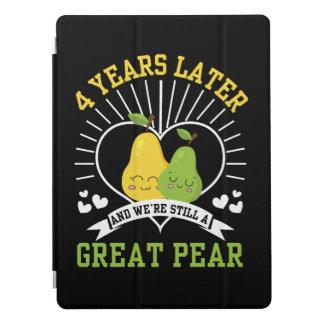 Capa Para iPad Pro 4 anos mais tarde era camisa ainda grande da pera