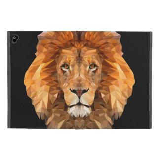 "Capa Para iPad Pro 9.7"" Baixo caso poli de IPad do leão"