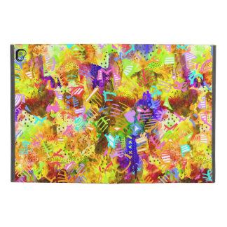 """Capa Para iPad Pro 9.7"""" Pintura abstrata colorida bonito"""