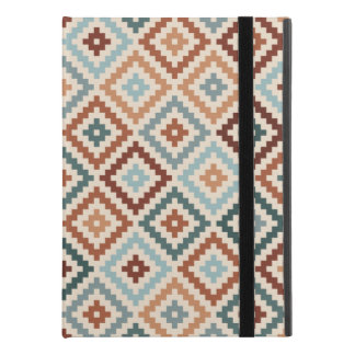 "Capa Para iPad Pro 9.7"" Terracottas astecas de Crm das cercetas de Ptn do"