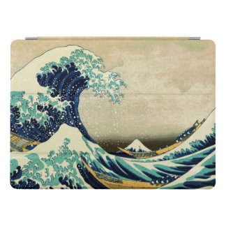Capa Para iPad Pro A grande onda fora de Kanagawa (神奈川沖浪裏)