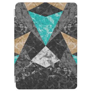"Capa Para iPad Pro Apple 9,7"" mármore G430 geométrico do cobrir do"