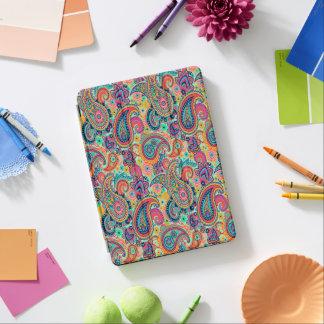 Capa Para iPad Pro Arco-íris brilhante Paisley