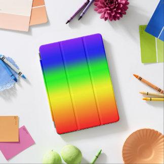 Capa Para iPad Pro Arco-íris Ombre