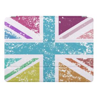 Capa Para iPad Pro Bandeira de união afligida colorido