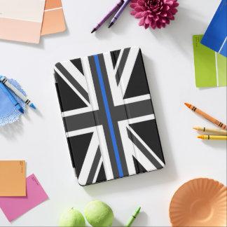 Capa Para iPad Pro Bandeira fina de Blue Line Reino Unido