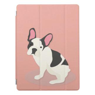 Capa Para iPad Pro Buldogue francês bonito
