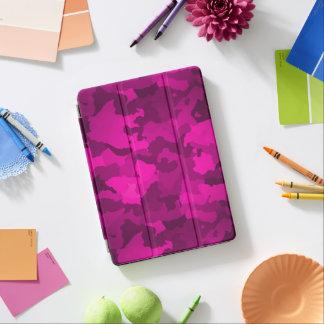 Capa Para iPad Pro Camo cor-de-rosa