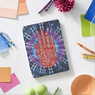 Capa Para iPad Pro Caso do iPad da Laço-Tintura da leitura da palma