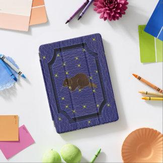 Capa Para iPad Pro Castor do zodíaco do nativo americano do
