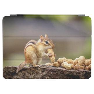 Capa Para iPad Pro Chipmunk que come um amendoim